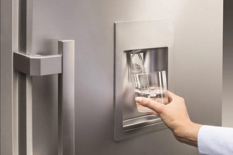 Чистая вода, не отходя от холодильника