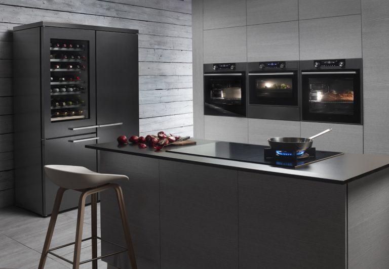 Бытовая техника, встроенная в кухонное оформление